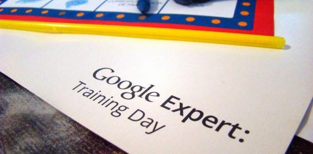 Premier Brasil Eventos Google Expert Training Day