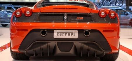 Organização Evento Lançamento Ferrari F430 São Paulo com Luca Di Montezemolo