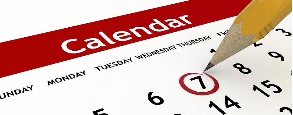 Calendário de eventos Premier Brasil Eventos