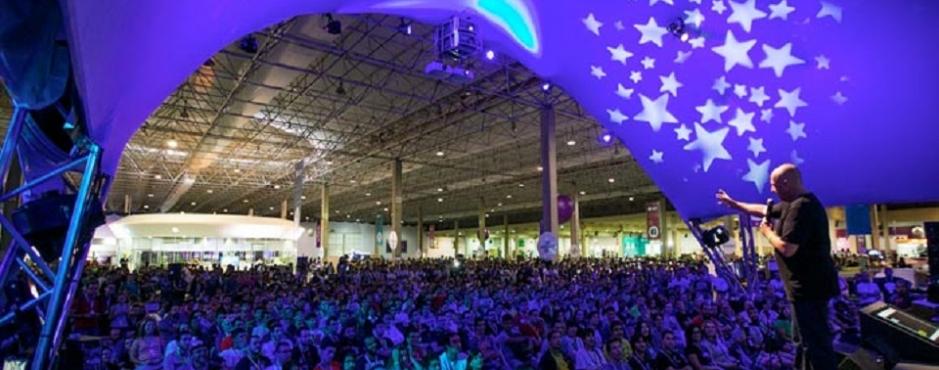 Campus Party Brasil Organização Eventos São Paulo SP