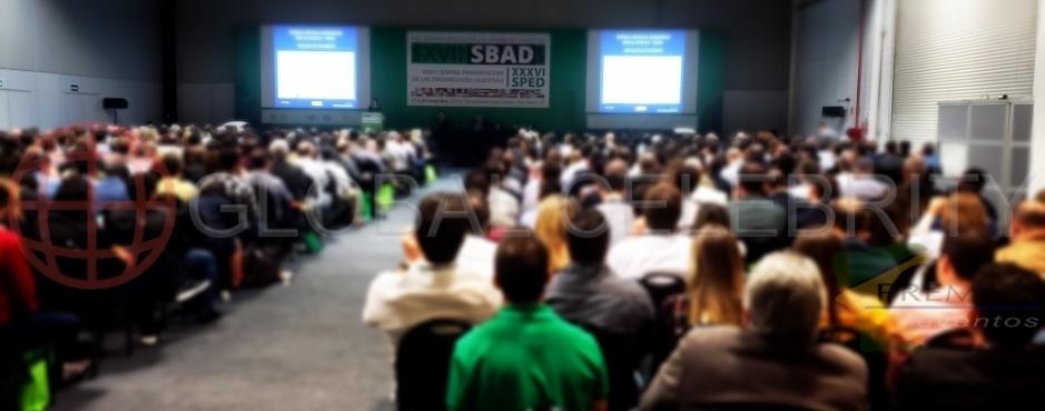 Organização de congressos e eventos com traduções simultânea